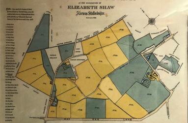 Tithe Map - 1859 restoredpsd