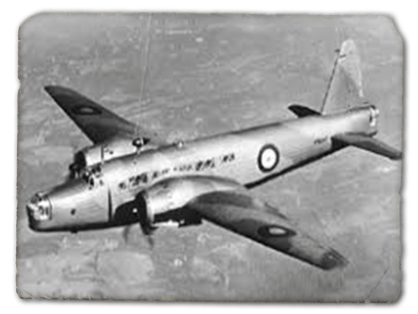 RAF wellington photograph